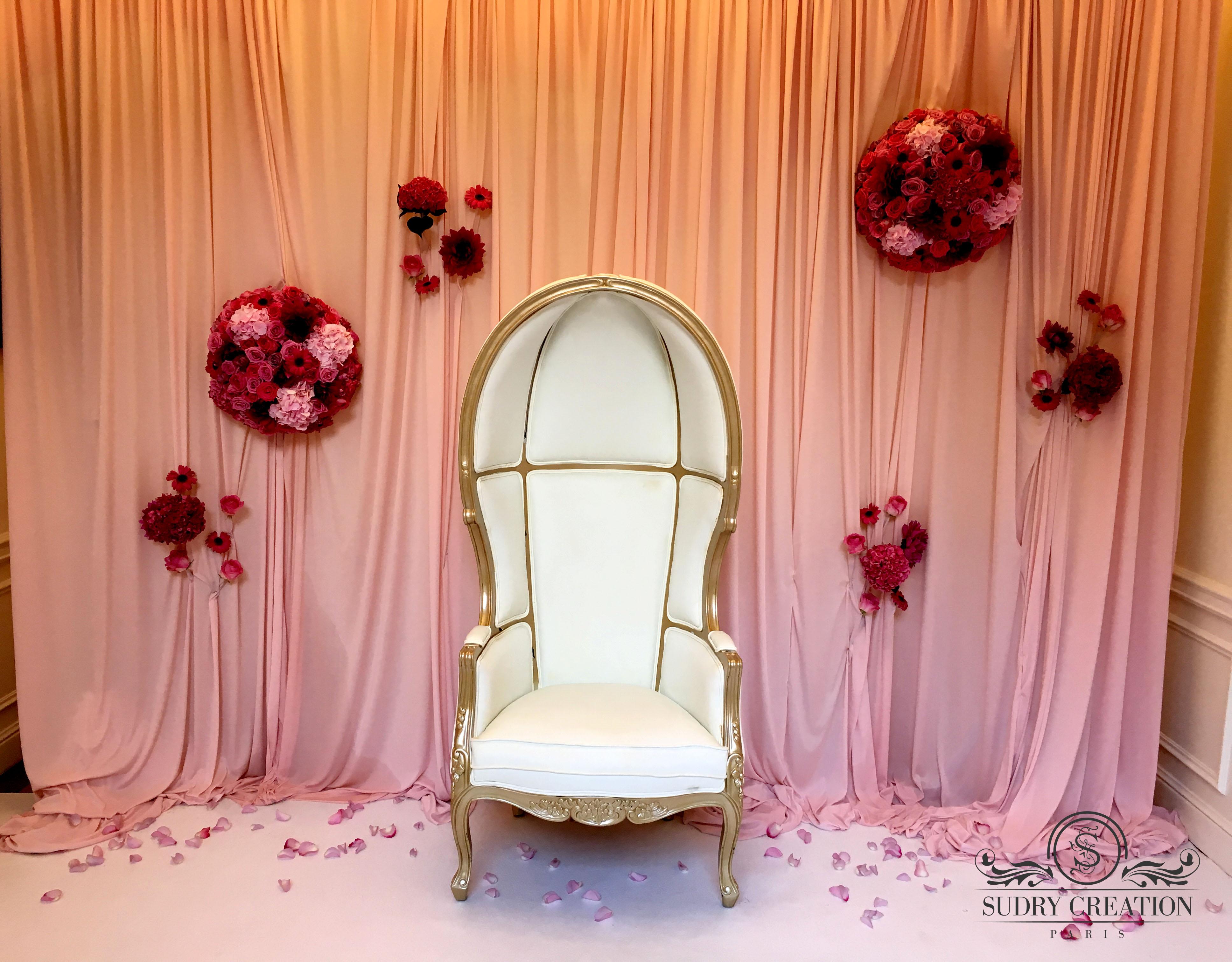 sudry creation: décoration événementiel, mariage et entreprises